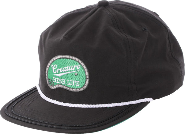 Hesh Life Adjustable Snapback Hat OS (color options listed)