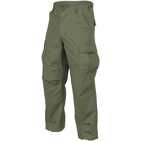 Flowers BDU Cargo Pants Olive (size options listed)
