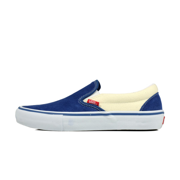 Slip On Pro Shoe Sty Nvy/Classic Wht (size options listed)