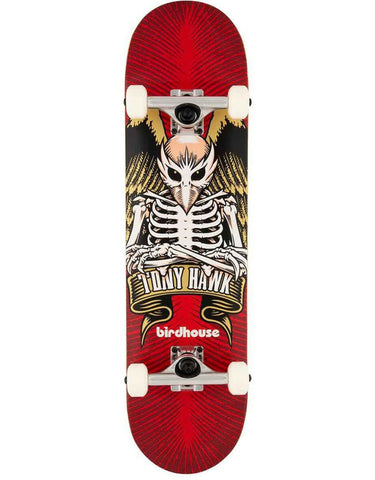 Tony Hawk Icon Red Pro Skateboard Complete 8.0 X 31.5