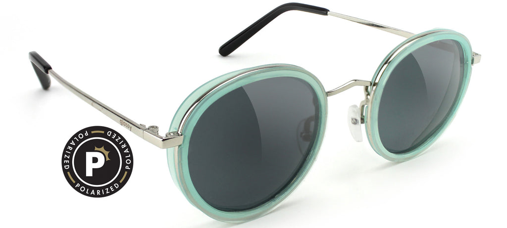 Lincoln Kenny Mint Sunglasses (Polarized)