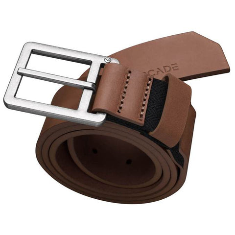 Padre Brown Leather Belt (size options listed)