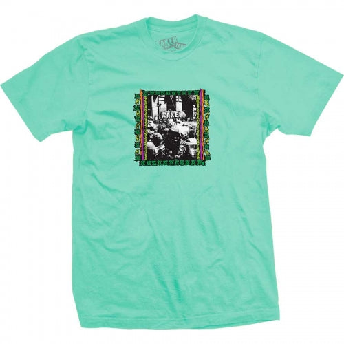 Riot Celadon S/S Tee (size options listed)