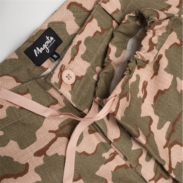 Ripstop Pant Camo (size options listed)