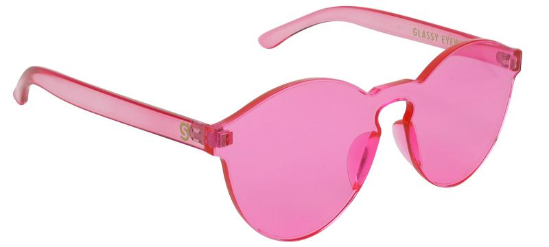 Mollie Sunglasses Pink OS