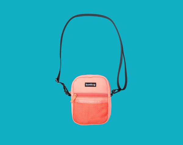 Boombastic Compact Shoulder Bumbag Peach OS