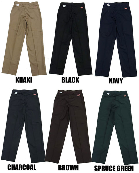 Straight Fit Industrial Pant (color & size options listed)