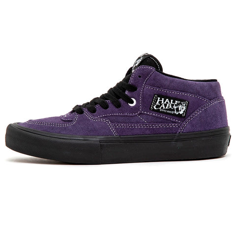 Half Cab Pro Shoe Whirlpool Purp/Blk (size options listed)