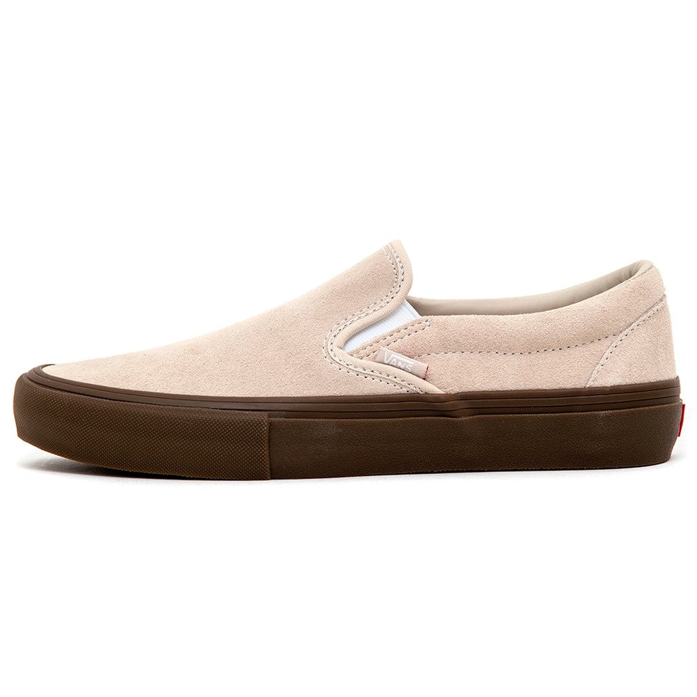Slip On Pro Shoe Oat/Gum (size options listed)