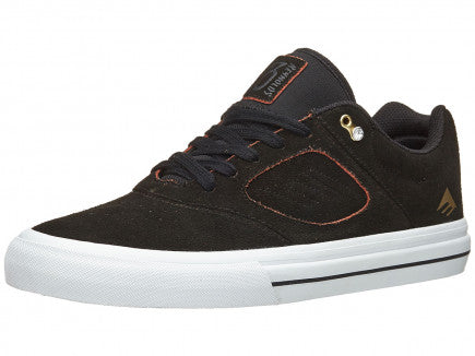 Reynolds 3 G6 Vulc Pro Shoe Grey/Org (size options listed)