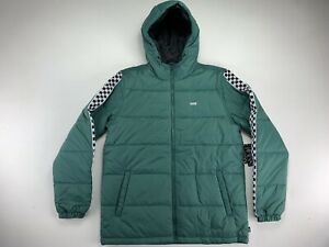 Woodridge Jacket Jasper/Checkerboard (size options listed)
