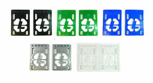 Lucky Riser Pads 1/8 (color options listed)