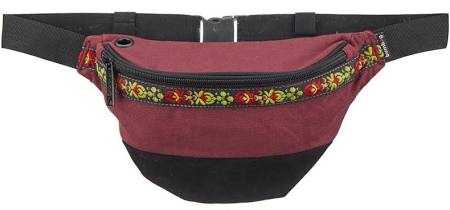 Renfro Basic Hip Pack Maroon OS