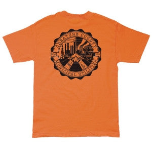C.C.M.U. Grunt Regular S/S Orange Tee