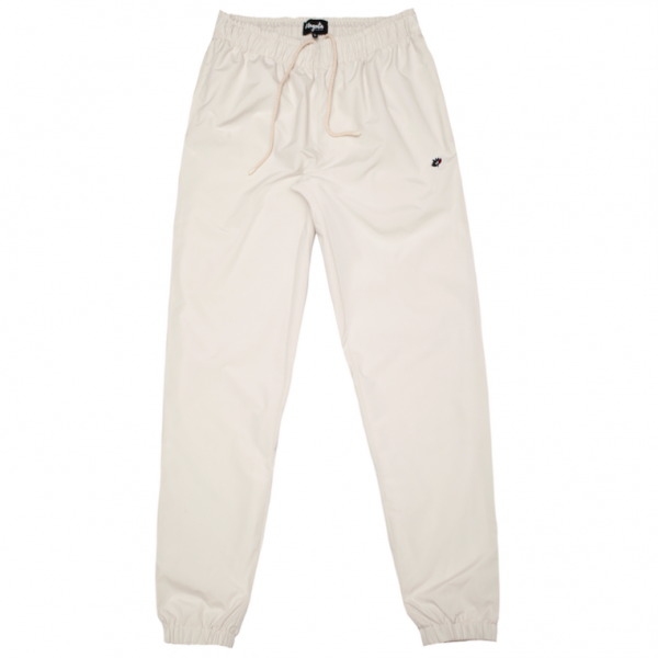Tracksuit Pant Cream (size options listed)