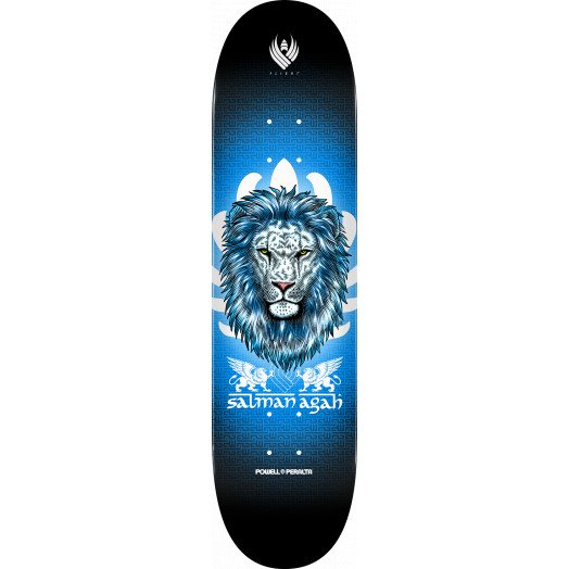 Salman Agah K20 242 Lion 3 Pro Flight Deck 8.0 X 31.45