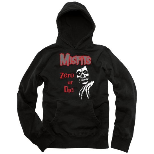 Legacy Misfits Pullover Hoodie Blk (size options listed)