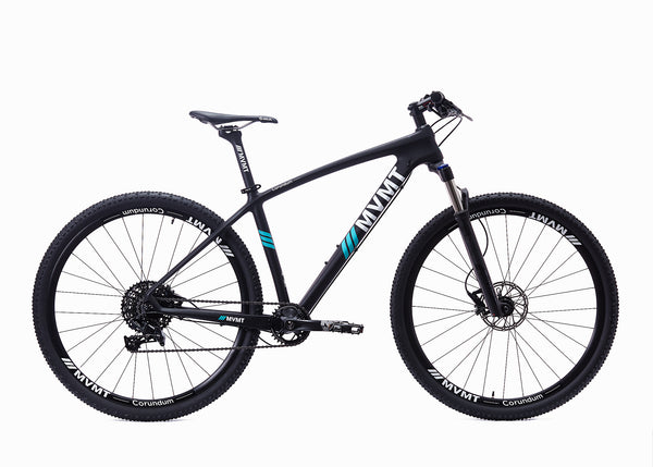 Corundum Mountain Bike - Black Matte