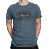 Paramedic-Medic-Flair-T-Shirt-Steel-Blue