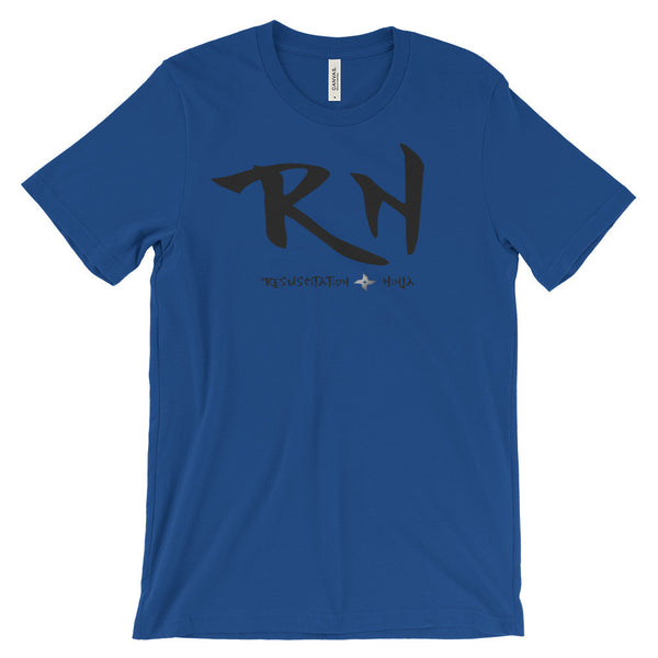 Resuscitation-Ninja-T-Shirt-Nurse-Blue