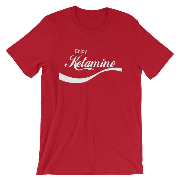Ketamine Shirt Red