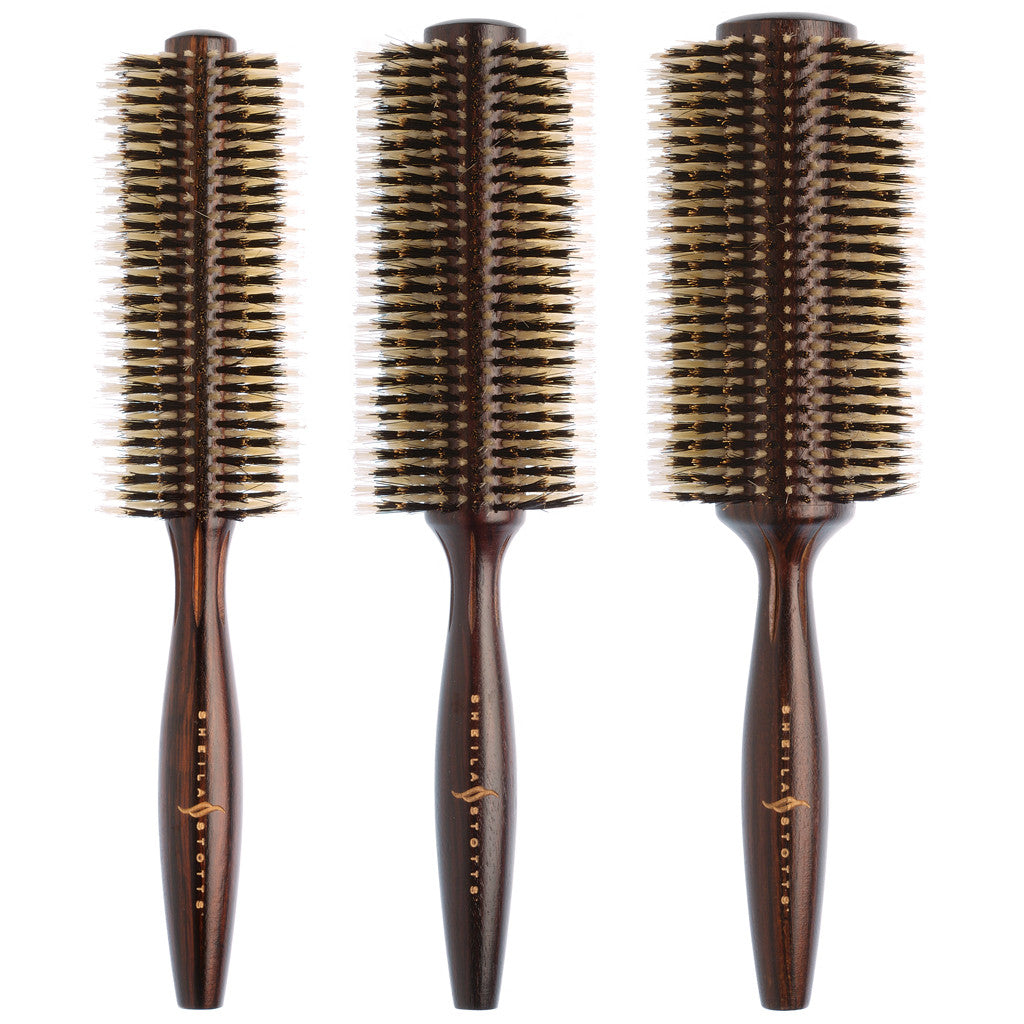Sheila Stotts Professional Quick Dry Oval Brush