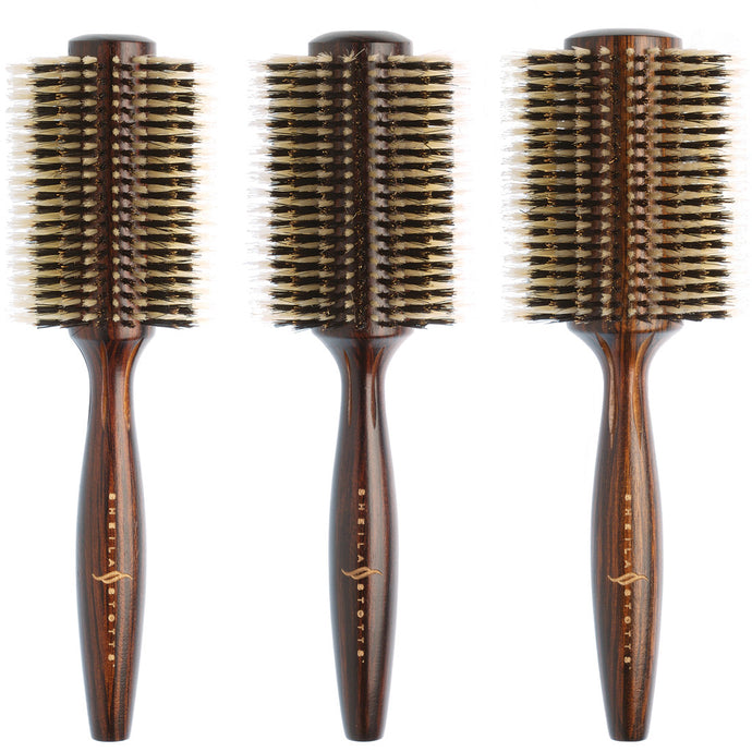 Sheila Stotts Quick Dry Oval Brushes
