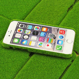 Grass-effect Smartphone Case for iPhone 6, 6 Plus