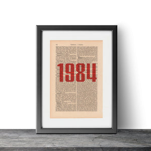 1984 - Art on Words