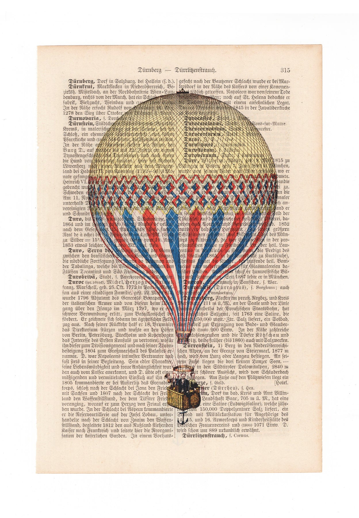Balloon to the Moon - Art on Words