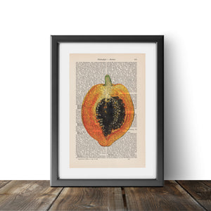 Papaya - Art on Words
