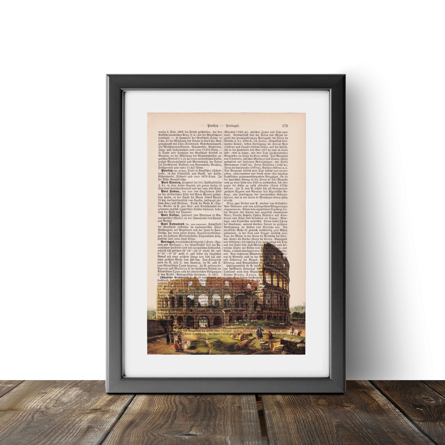 The Colosseum Seen from the Southeast - Caspar van Wittel - Art on Words