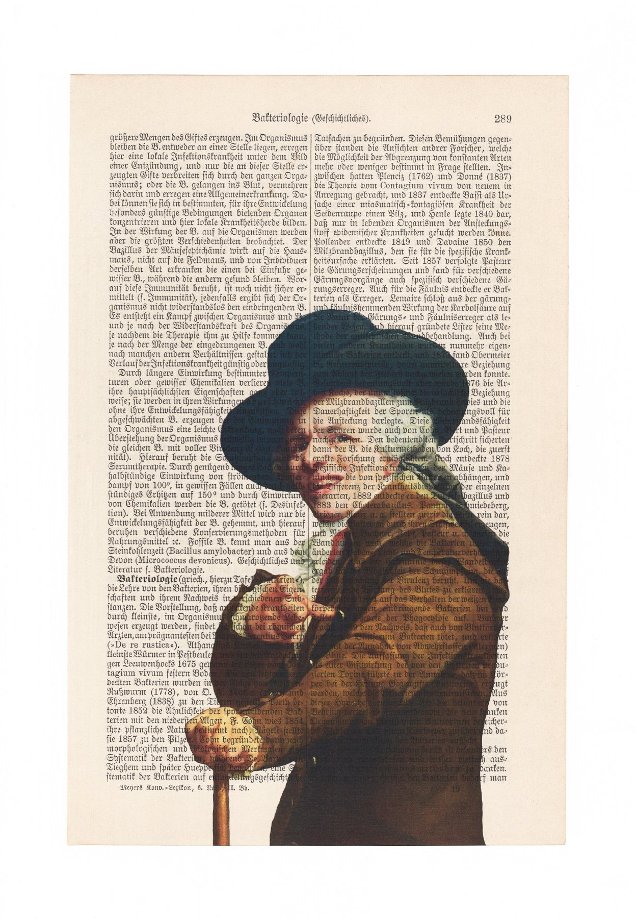 Moqueur - Joseph Ducreux - Art on Words