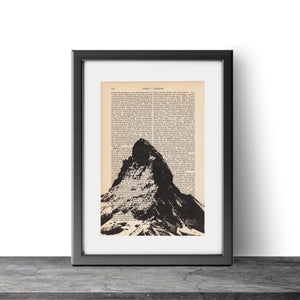 Mountain - Art on Words
