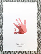 Family Hand & Footprint Keepsakes