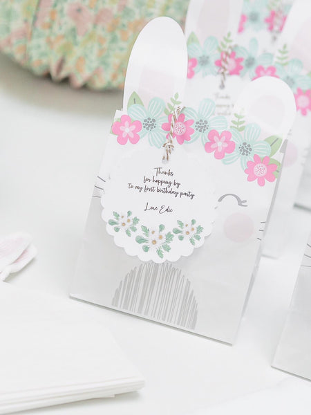 Daisy Personalised Foil Tags