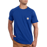 Carhartt 100410 Delmont Pocket T-shirt Nautical Blue