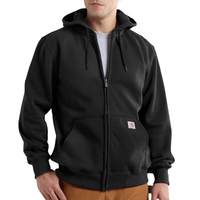 Carhartt K100614 Paxton Hooded Sweatshirt Black