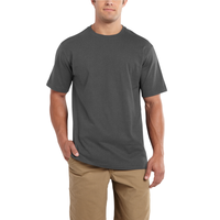 Carhartt 101124 Maddock Non-Pocket T-shirt Carbon Heather