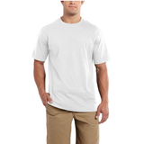 Carhartt 101124 Maddock Non-Pocket T-shirt White