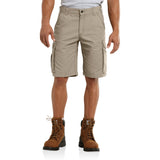 Carhartt 101168 Force Cargo Short Tan