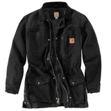 Carhartt Canyon Coat Black