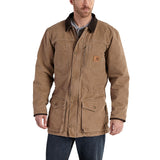 Carhartt Canyon Coat Brown