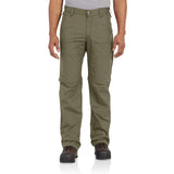 Carhartt 101969 Convertible Pants Burnt Olive
