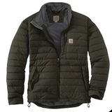 102208 Carhartt Quilted Jacket