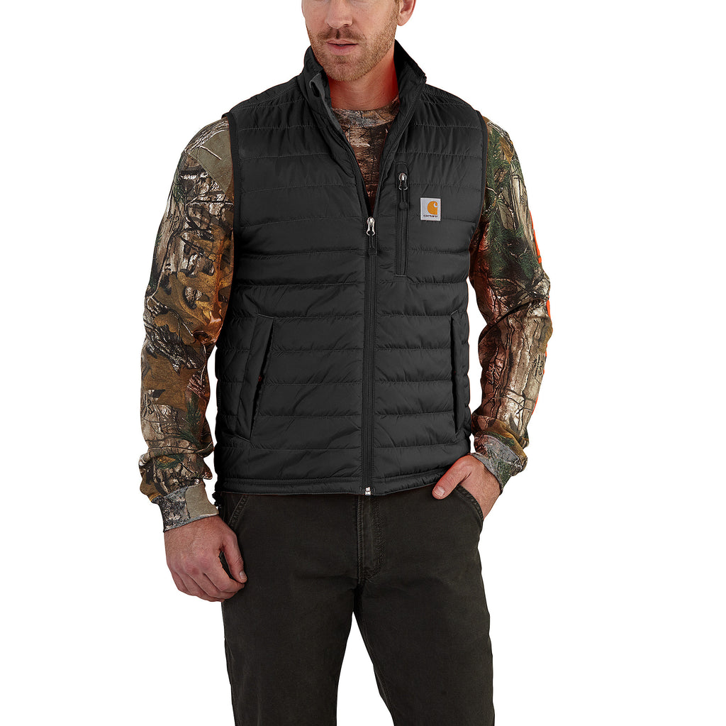 Carhartt 102286 Gilliam Quilted Vest Black