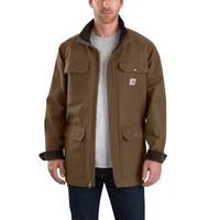 C103289 Field Coat with removable vest