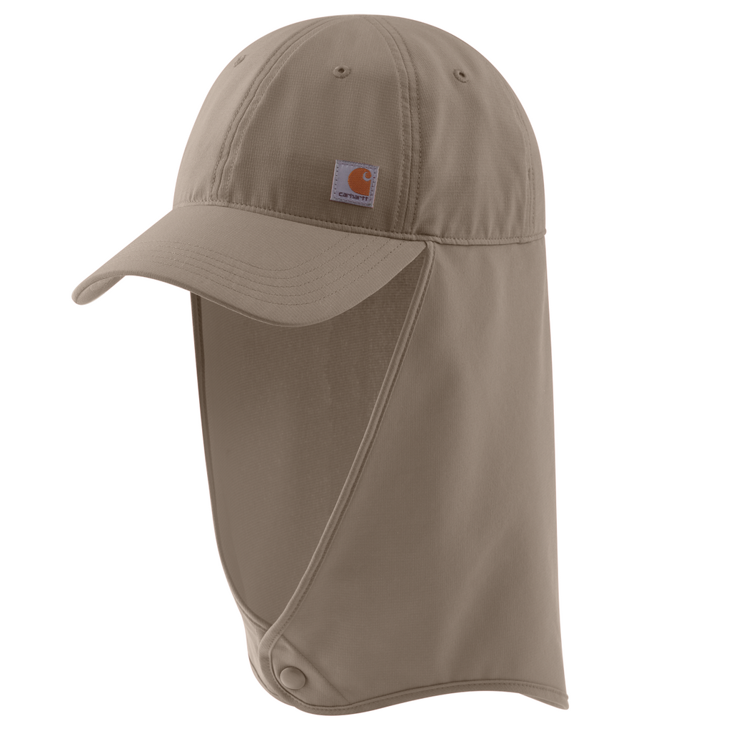 Angler's Neck Shade Cap