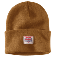 A104132 Carhartt Heritage Beanie LIMITED EDITION