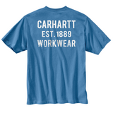 K104363 Carhartt Graphic Pocket T